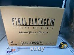 Final Fantasy VII 7 Advent Child Pieces Limited Edition Ps1 Cloud Figure 1997