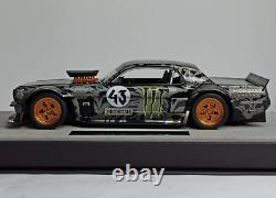 Ford Mustang Honigan Ken Block Top Marquez 118 Très Rares 1000 Pièces Sorties