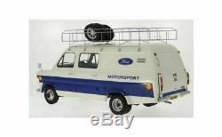Ford Transit Motorsport 118 Maquette Collectionneurs Rare Piece Premium Classixxs