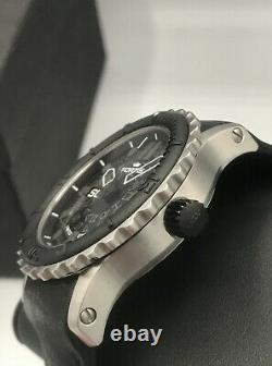 Fortis B-42 Big Black Limited Edition 49mm Swiss Automatic 2012 Pièces 200m