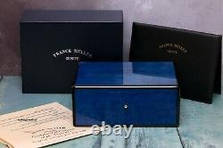Franck Muller Casablanca Temps Decrire No. 1 De 15 Pièces Limited Edition