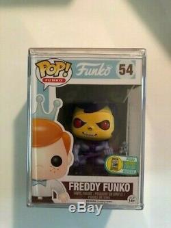 Funko! Freddy Funko Skeletor # 54 Sdcc 2016 Édition Limitée À 480 Pièces
