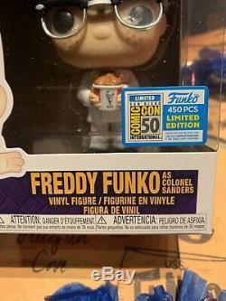 Funko Fundays 2019 Colonel Sanders Freddy Funko Édition Limitée 450 Pièces