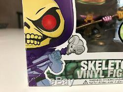 Funko Hotte Noire Skeletor Sdcc Edition Limitée 480 Pièce Rare Graal Motu 2013