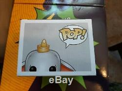 Funko Pop Disney 2013 Sdcc Métallique Dumbo 480 Pièces Limited Edition Comic Con