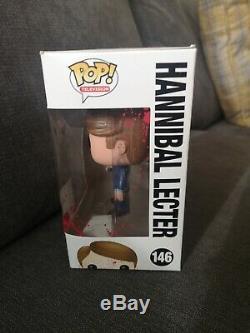 Funko Pop! Figurine En Vinyle Sdcc 2014 Bloody Hannibal Lecter # 146 1500 Ltd Piece