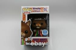 Funko Pop Fruit Brute 06 Monster Cereal 2500 Pieces Limited Edition Icônes Ad