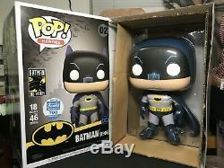 Funko Pop! Heroes 1966 Batman 18 Boutique Exclusive Edition Limitée 700 Pièces