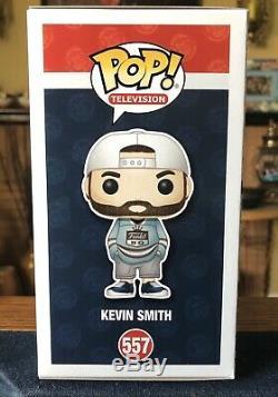 Funko Pop! Kevin Smith - 500 Pièces En Édition Limitée - Funko Hq Exclusive