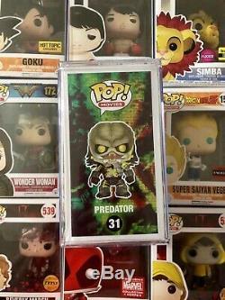Funko Pop! La Figurine En Vinyle 1008 Pièces Édition Limitée Sdcc 2013 De The Predator Bloody
