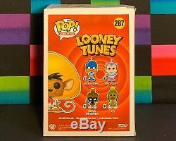 Funko Pop! Looney Tunes Speedy Gonzales 287 Nycc Limited Edition 3500 Pièces