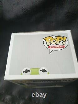 Funko Pop! Muppets! Kermit #01 Metallic Sdcc 2013 Limited Edition 480 Pièces. Gr