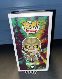 Funko Pop Sdcc 2013 Exclusive (bloody) Predator #31 Limited Edition 1008 Pieces