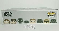 Funko Pop Star Wars Rogue One 8 Pack De L'europe Limited Edition 3000 Presse Pieces