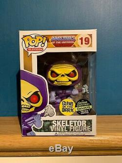 Funko Pop! Télévision Motu Gîtâ Skeletor # 19 Gemini 2013 Excl 480 Piece Ltd