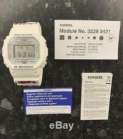 G-shock Dw-5600mw-7insa Uk Édition Limitée À 190 Pièces. Très Rare