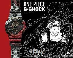 G-shock X One Piece Ga-110jop 2020 Edition Limitée Brand New, En Boîte, Avec Des Étiquettes