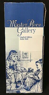 Galerie Piece Maître Limited Edition Tina 24 Doll Vinyl Par Monika Levenig
