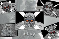 Goruck Titanium Morale Patch Edition Limitée Guerilla X Carryology X Dan Matsu