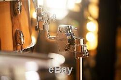 Gretsch Les Etats-unis 3 Piece Bebop Drum Kit Limited Edition 1 De 25 Gomme Rouge Exotique