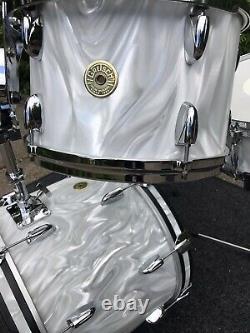 Gretsch USA Custom 4 Pièces 130e Anniversaire Kit Tambour, Édition Limitée De 35 1