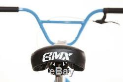 Growler Est 26 Ltd Vélo Bmx Vélo 3 Pièces Manivelle Chromo Cadre 2020 Bleu