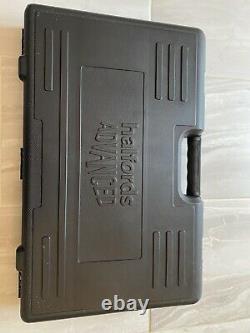 Halfords Advanced Pro Socket Set 200 Pièce (limited Edition Brand New In Black)