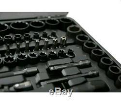 Halfords Avancée 200 Piece Limited Edition & Socket Ratchet Spanner Set Noir B
