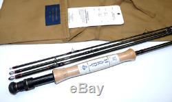 Hardy Pall Mall Centenary Rod Édition Limitée N ° 54, 9 Étiquettes Sachet 4 Pièces, N