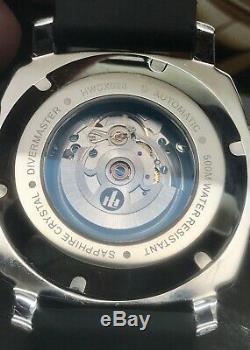 Helfer Divermaster De Limited Edition Diver Suisse Automatique 45mm 1000 Pièces