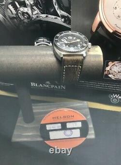Helson Buccaneer Limited Edition 100 Pièces 45mm Swiss Eta Automatic 500m Plongeur
