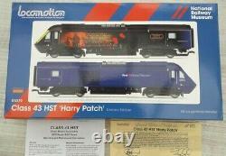 Hornby Nrm R3379 Harry Patch Tvh Ensemble Jumeau P/c Édition Limitée N° 312 De 500