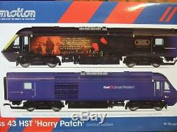 Hornby R3379 Classe 43 Hst Harry Patch Édition Limitée Fgw