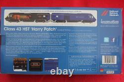 Hornby R3379 Harry Patch Classe 43 Hst 125 Mint Collectors Set. Chemin De Fer National M