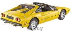 Hot Wheels Elite 1/18 Ferrari 308 Gts Jaune P9898 Édition Limitée 5 000 Pièces