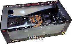 Hot Wheels Elite 1/18 Ferrari 308 Gts Noir P9899 Édition Limitée 5 000 Pièces