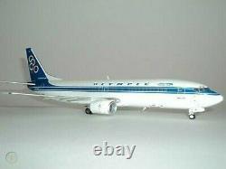 Inflight 1/200 Boeing 737-400 Édition Limitée Olympique (312 Pièces)itemav2734001