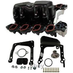 Intake Manifold S'adapte 2001 2011 Ford Crown Victoria V8 4.6l Mustang Avec Joints