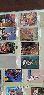 Investissement De Michael Jordan 36 Cartes Lot 98 Ud Jordan Files