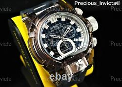 Invicta Reserve 52mm Bolt Zeus Magnum Anatomic Swiss Watch Avec Bracelet 4 Pièces