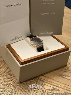 Jaeger-lecoultre Master Ultra Thin 38 Limited Edition 575 Pièces Seulement