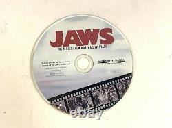 Jaws-memories From Martha's Vignoble Deluxe Book Withpiece Of Orca Edition Limitée