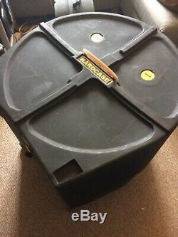 Kit De Batterie 3 Pièces Gretsch Renown Maple Édition Limitée, Étuis Violets Et Rigides