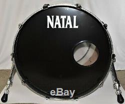 Kit De Batterie Natal Maple 6 Pièces, Midnight Sparkle 1 Sur Seulement 50 Exemplaires En Édition Limitée