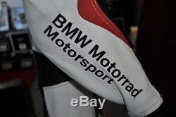 Kushitani Bmw Motorsports Suite 1 Pièce Cuirs En Édition Limitée