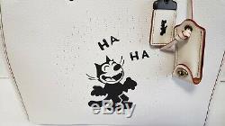 L'entraîneur 1941 X Felix Cat Rire Limited Ed. Piece Rogue Chalk Withpouch 58436 Nouveau
