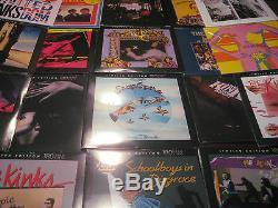 La Collection Kinks De 27 Titres & 33 Morceaux De Vinyl Beaucoup 180 Grammes + 5 CD