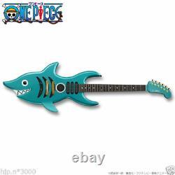 La Guitare Électrique Sk Brook Shark Figure 1 Pièce Ltd Soul King Bandai Japon
