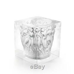Lalique Révélation Vase Bacchantes Edition Limitée De 99 Pièces 10066000