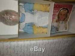 Large 36 Alice Au Pays Des Merveilles Doll Piece Galerie Principale Limited Edition